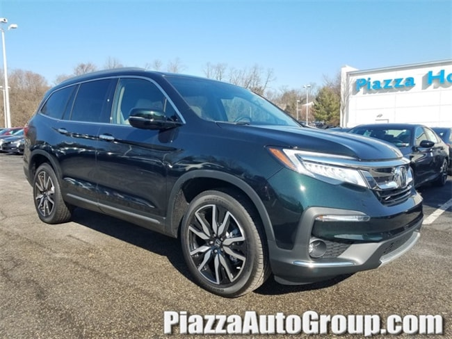 New 2019 Honda Pilot Elite SUV in Reading, PA