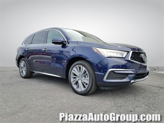 Certified Pre-Owned 2017 Acura MDX 3.5L SUV for sale in West Chester PA