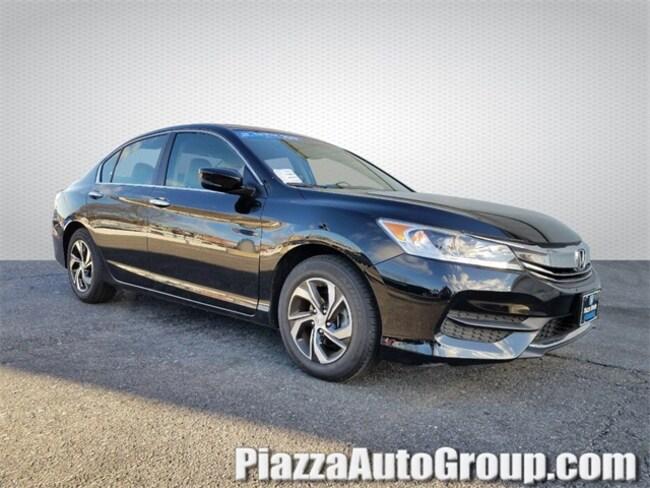Certified 2017 Honda Accord LX Sedan in Reading, PA