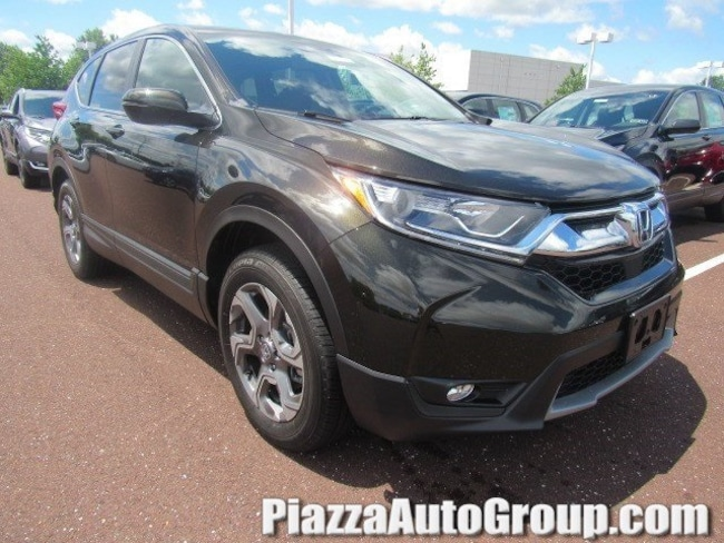 New 2019 Honda CR-V EX-L SUV in Reading, PA
