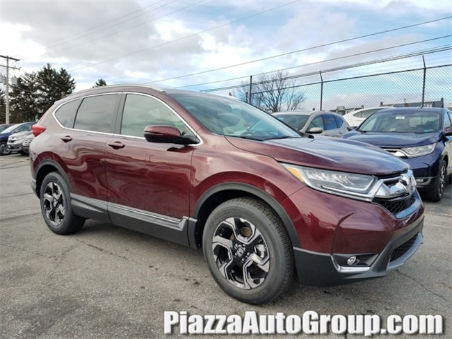 New 2019 Honda CR-V Touring SUV in Reading, PA