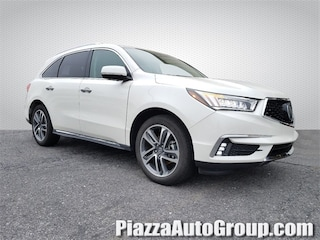 Used 2017 Acura MDX 3.5L SUV in Ardmore, PA
