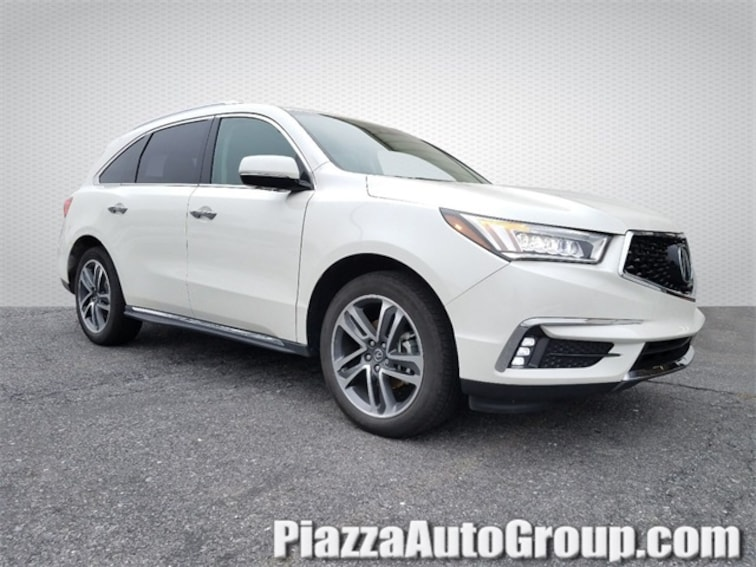 Certified 2017 Acura MDX 3.5L SUV in Limerick, PA
