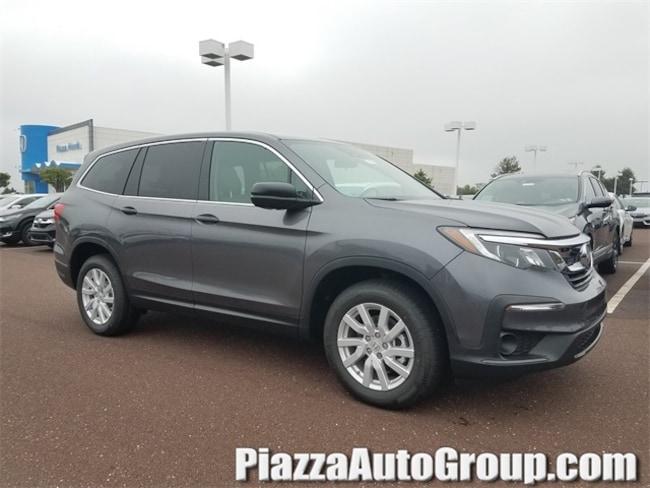 New 2019 Honda Pilot LX SUV in Reading, PA