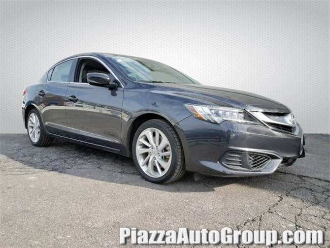 Certified Pre-Owned 2016 Acura ILX 2.4L Sedan for sale in West Chester PA