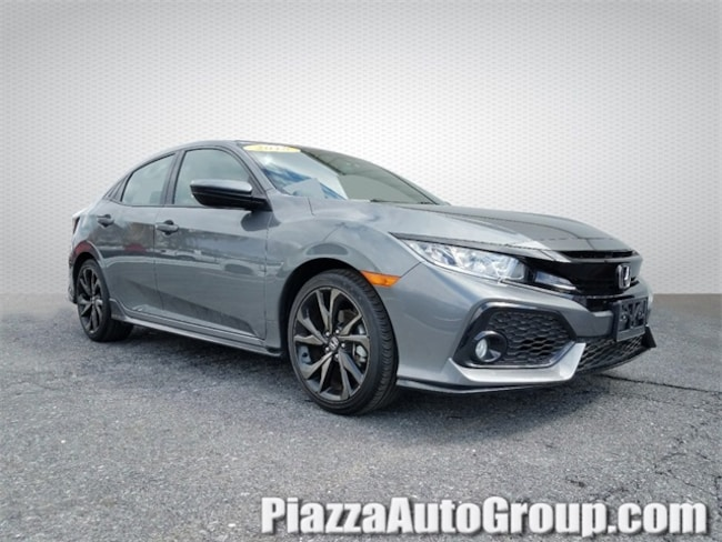 Used 2018 Honda Civic Sport Hatchback in Reading, PA