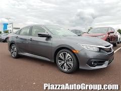 New 2018 Honda Civic EX-L Sedan in Reading, PA