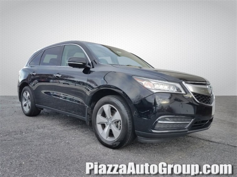 Used 2016 Acura MDX 3.5L SUV in Limerick, PA