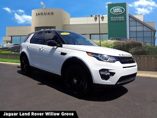 2016 Land Rover Discovery Sport HSE LUX AWD  HSE LUX