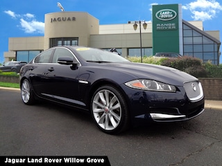 2015 Jaguar XF V6 Portfolio Sedan