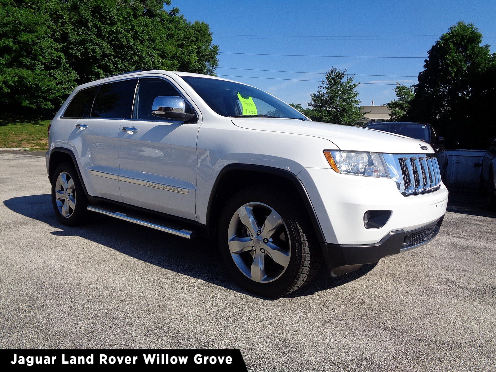 Used 2013 Jeep Grand Cherokee Overland For Sale in Ardmore, PA | VIN#  1C4RJFCT8DC523770