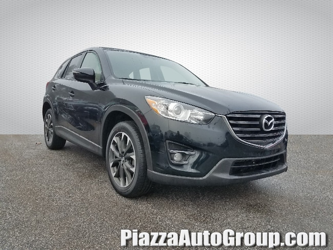 Certified Pre-Owned 2016 Mazda CX-5 Grand Touring SUV for sale in West Chester PA