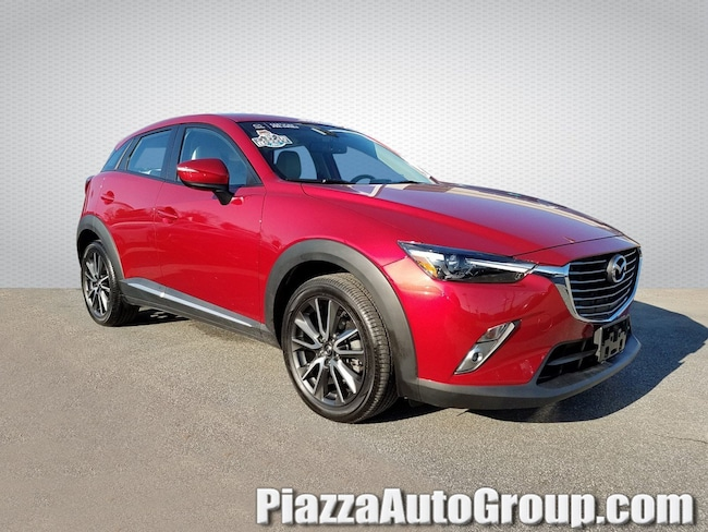 Certified Pre-Owned 2016 Mazda CX-3 Grand Touring SUV for sale in West Chester PA