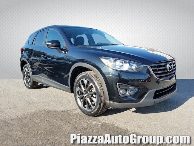 Certified Pre-Owned 2016 Mazda CX-5 Grand Touring (2016.5) SUV for sale in West Chester PA