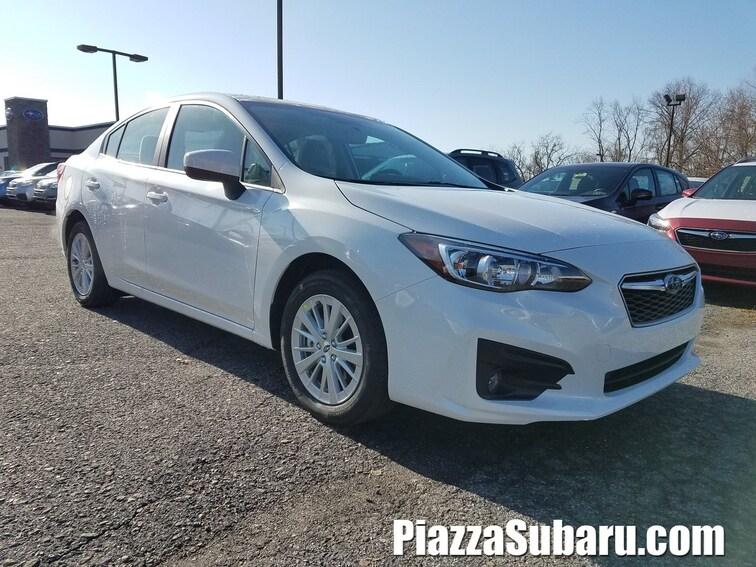 Certified 2019 Subaru Impreza 2.0i Premium Sedan in Limerick, PA
