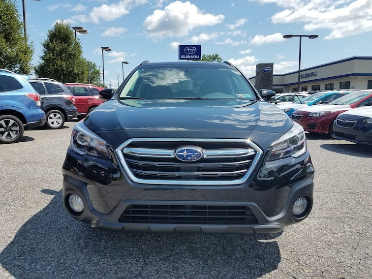 New 2019 Subaru Outback 2 5i Touring For Sale In Limerick