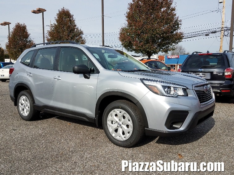 Certified 2019 Subaru Forester Standard SUV in Limerick, PA
