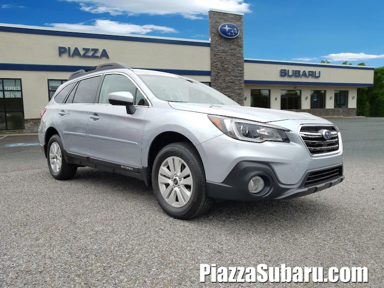Certified 2018 Subaru Outback 2.5i Premium with SUV in Limerick, PA