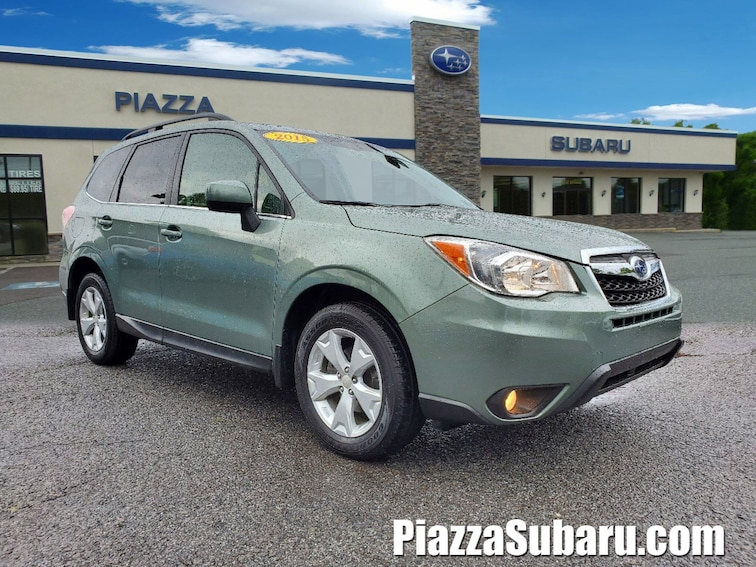 Used 2015 Subaru Forester 2.5i Limited (CVT) SUV in Limerick, PA