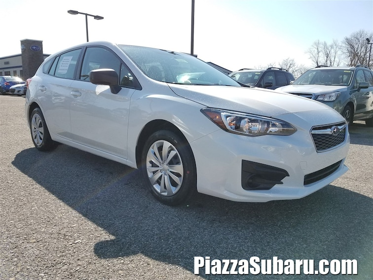 Certified 2019 Subaru Impreza 2.0i 5-door in Limerick, PA