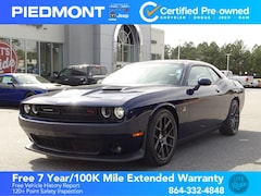 2016 Dodge Challenger R/T Scat Pack w/navigation Coupe