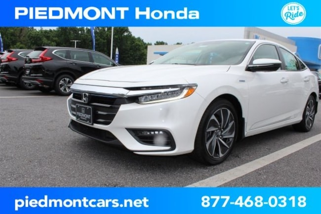 New 2019 Honda Insight Touring Sedan Anderson, SC