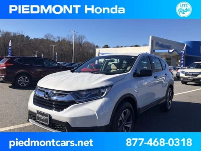 New 2019 Honda CR-V LX 2WD SUV Anderson, SC
