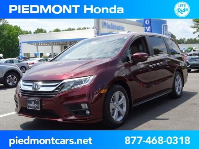 New 2019 Honda Odyssey EX Van Anderson, SC