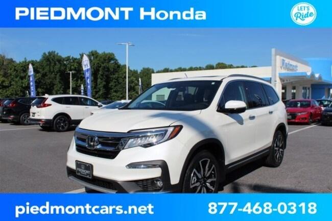 New 2019 Honda Pilot Touring 7-Passenger FWD SUV Anderson, SC