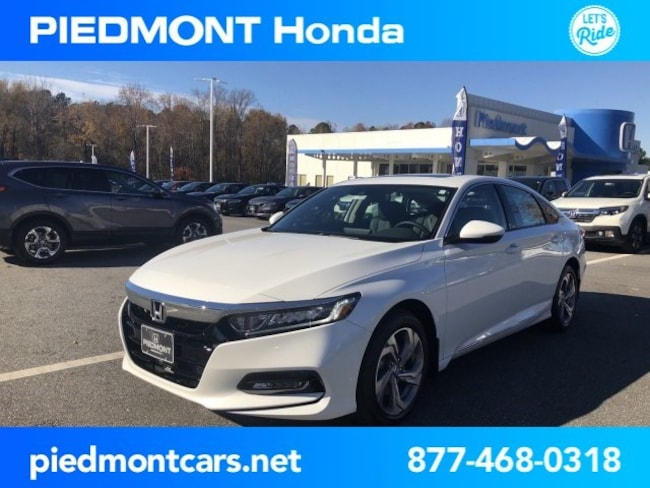 New 2019 Honda Accord EX-L 2.0T Sedan Anderson, SC