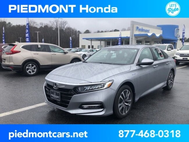 New 2019 Honda Accord Hybrid EX-L Sedan Anderson, SC