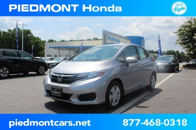 New 2019 Honda Fit LX Hatchback Anderson, SC