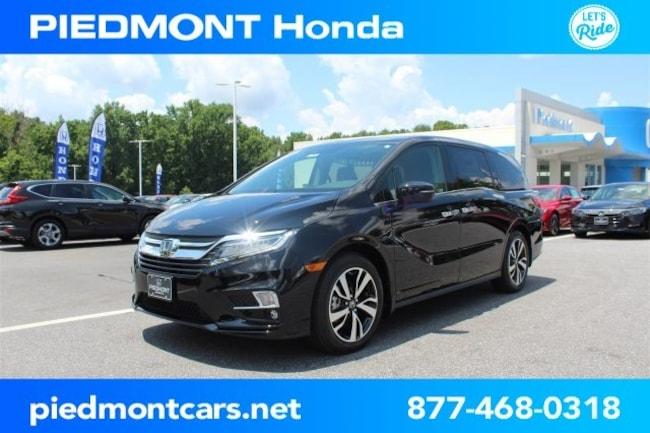 New 2019 Honda Odyssey Elite Van Anderson, SC