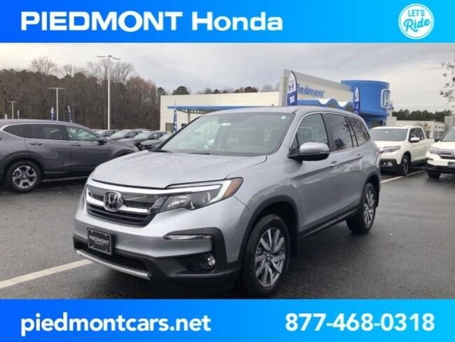 New 2019 Honda Pilot EX-L FWD SUV Anderson, SC