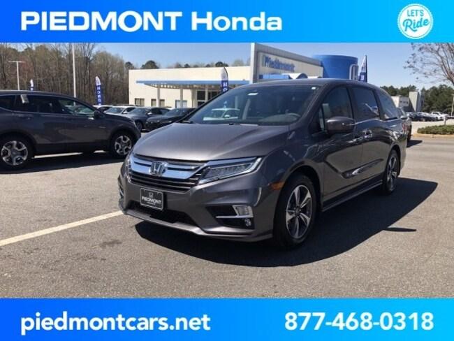 New 2019 Honda Odyssey Touring Van Anderson, SC
