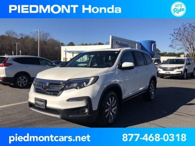 New 2019 Honda Pilot EX-L AWD SUV Anderson, SC