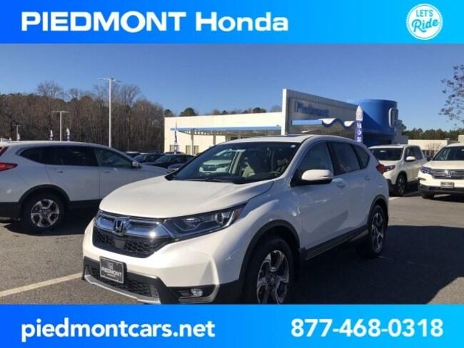 New 2019 Honda CR-V EX 2WD SUV Anderson, SC