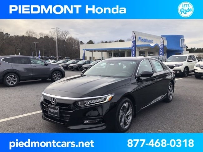 New 2019 Honda Accord EX Sedan Anderson, SC