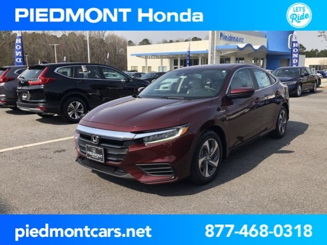 New 2019 Honda Insight LX Sedan Anderson, SC