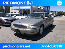 2002 Buick Park Avenue 4dr Sdn Sedan