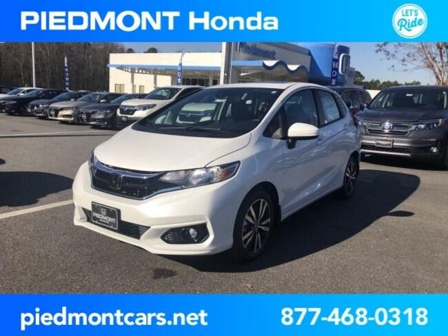 New 2019 Honda Fit EX Hatchback Anderson, SC