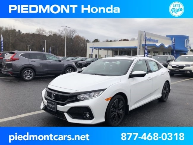 New 2019 Honda Civic EX Hatchback Anderson, SC