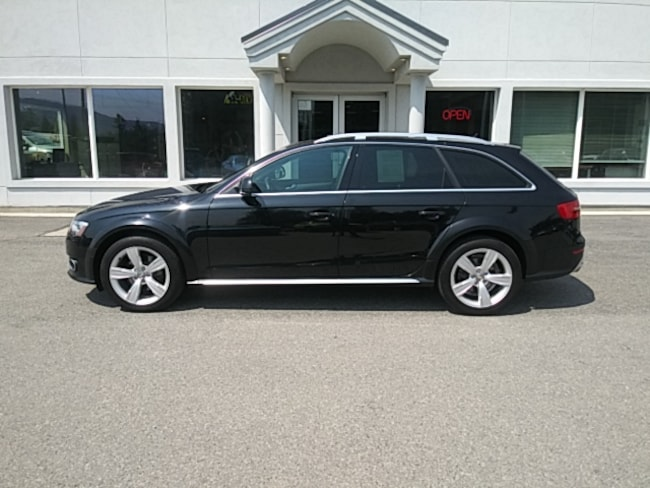 Used 2013 Audi allroad 2.0T Premium Wagon Near Sandpoint