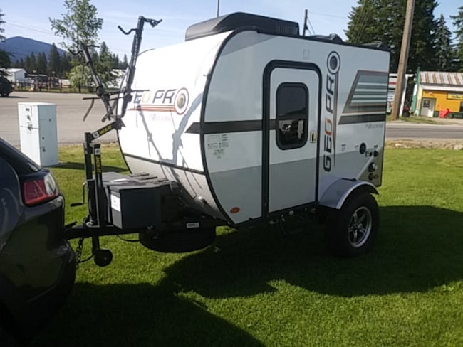 Used 2018 Forest River PRO Wagon Near Sandpoint