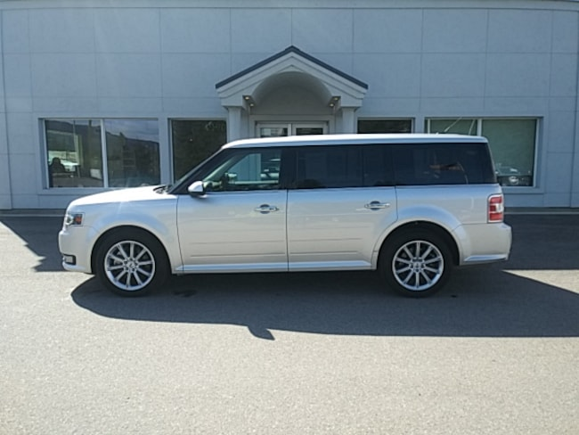 Used 2017 Ford Flex Limited SUV Near Sandpoint