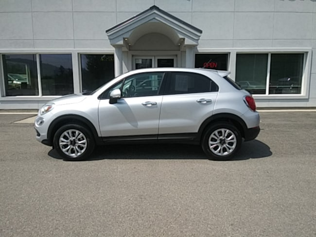 Used 2016 FIAT 500X Easy SUV Near Sandpoint