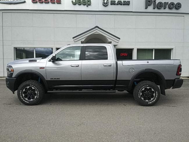 New 2019 Ram 2500 POWER WAGON CREW CAB 4X4 6'4 BOX Crew Cab Near Sandpoint