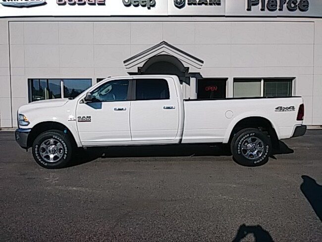 New 2018 Ram 2500 BIG HORN CREW CAB 4X4 8' BOX Crew Cab Near Sandpoint