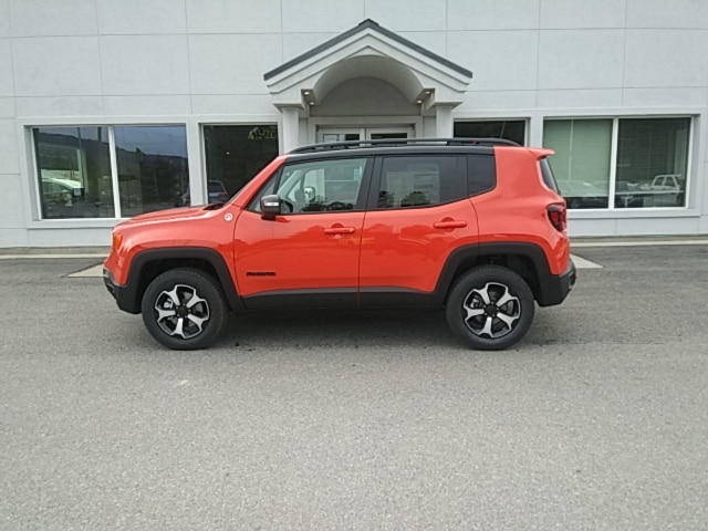 2019 Jeep Renegade Trailhawk 4x4 For Sale Sandpoint Id