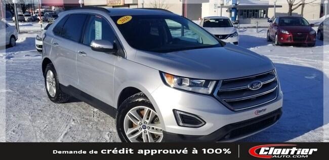 2016 Ford Edge SEL / 3.5 L / CAM. REC. / GRP. ÉLECTR. / NAVI. VUS